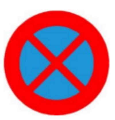 biển cấm dừng và đỗ xe