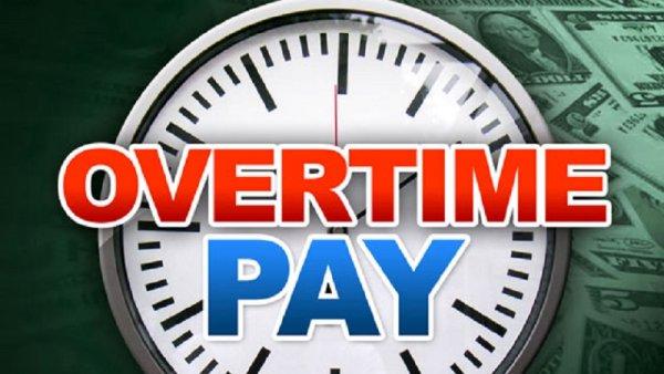 Tiền lương làm thêm giờ