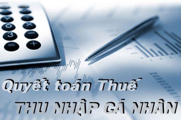 Thời hạn quyết toán thuế TNCN
