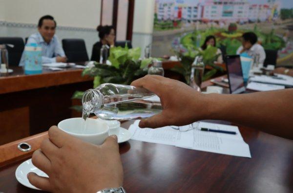 Hà Nội không chi tiền mua sản phẩm nhựa 1 lần từ năm 2020