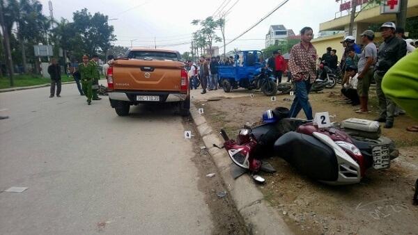 thời hạn giải quyết vụ tai nạn giao thông
