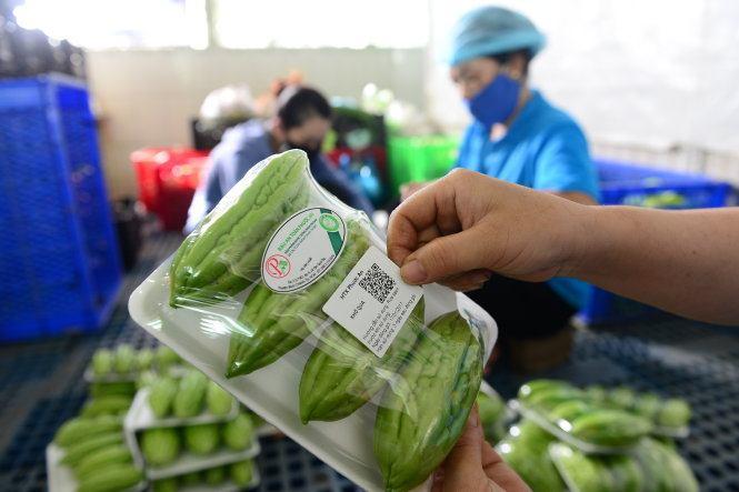 truy xuất nguồn gốc sản phẩm thực phẩm