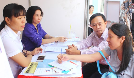 Hỗ trợ vay vốn cho người thuộc huyện nghèo đi làm việc ở nước ngoài