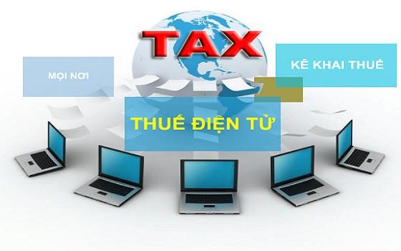 Ngân hàng hỗ trợ nộp thuế điện tử 24/7