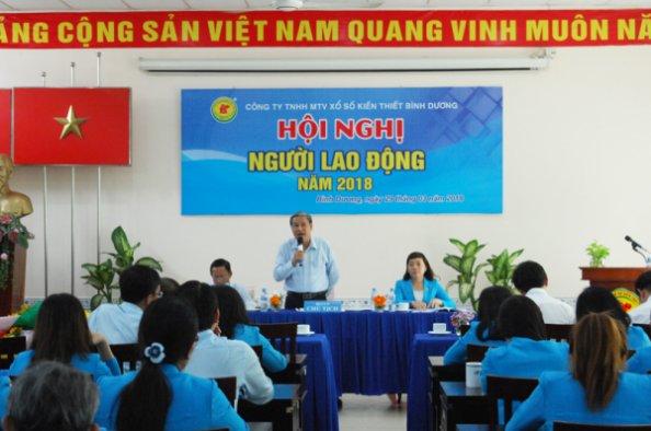 Quy trình tổ chức hội nghị người lao động mới nhất