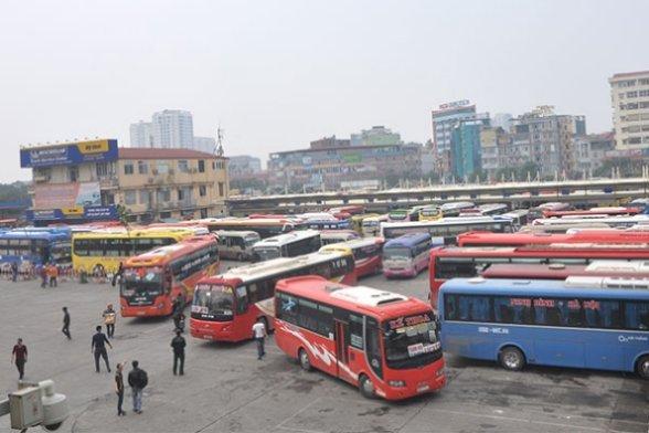 Mở mới nhiều tuyến xe khách liên tỉnh trên cả nước