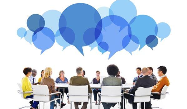 đối thoại tại nơi làm việc