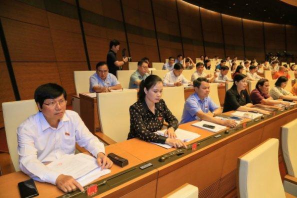 Luật dự kiến thông qua tại kỳ họp thứ 8