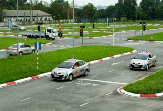 Nội dung sát hạch cấp giấy phép lái xe