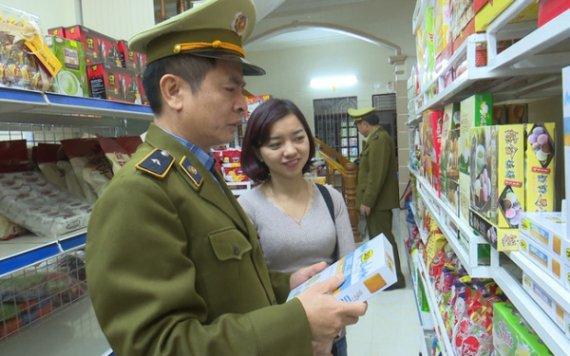Cấm quản lý thị trường mua hàng tại cửa hàng đang bị kiểm tra