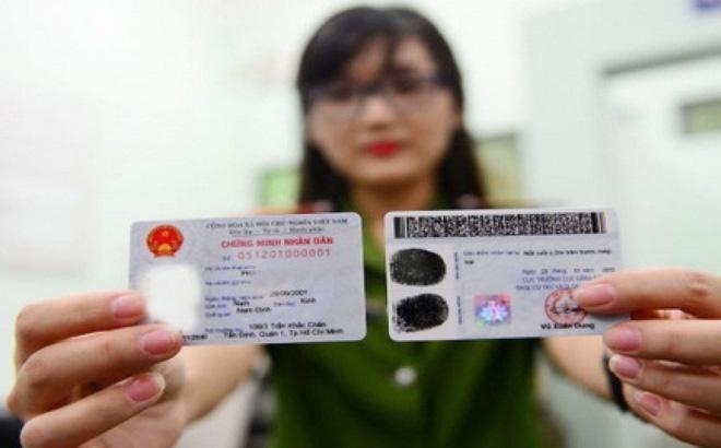 Từ 01/01/2020, cấp thẻ Căn cước công dân thay cho CMND trên cả nước