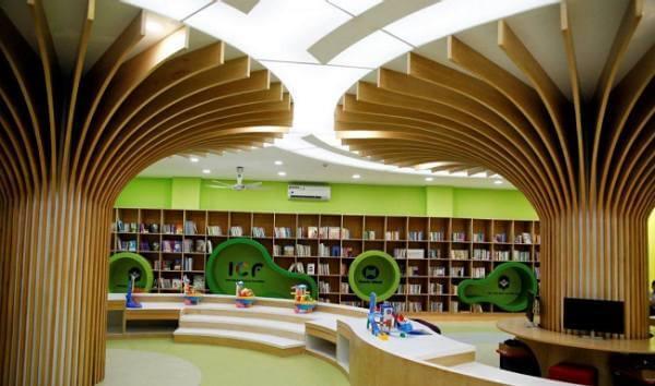 điểm mới của Luật Thư viện