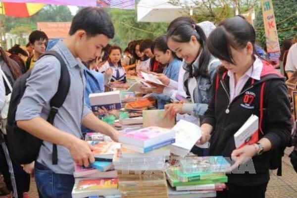 Ngày 21/4 là Ngày Sách và Văn hóa đọc Việt Nam