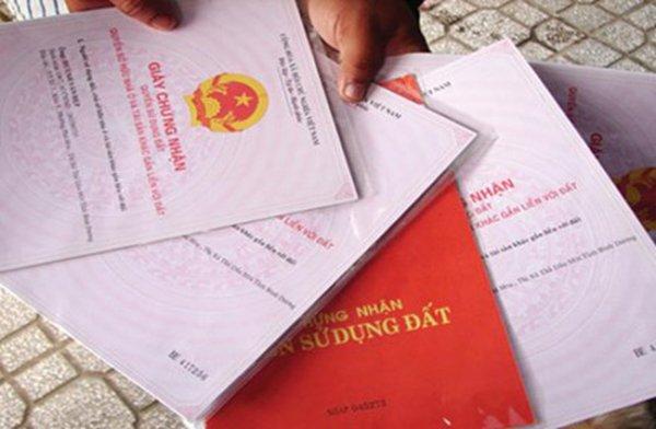 Thủ tục làm sổ đỏ lần đầu tại TP. Hồ Chí Minh