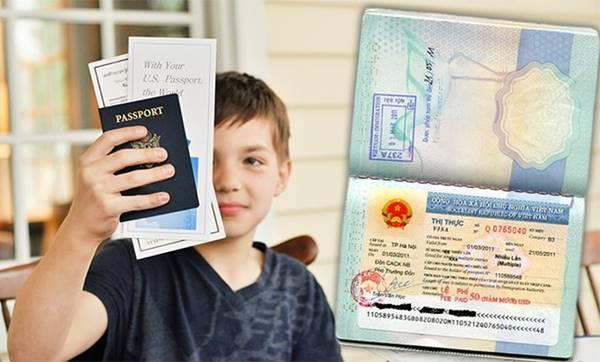 cấp hộ chiếu theo thủ tục rút gọn
