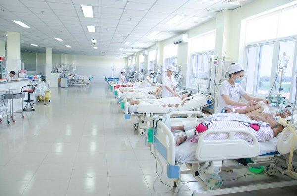 Chăm sóc người bệnh tại khoa hồi sức tích cực