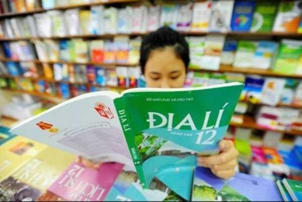 lựa chọn sách giáo khoa