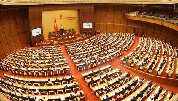 Nhiều dự án luật sẽ được trình Quốc hội trong năm 2020