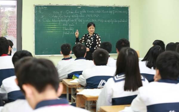 Năm 2019, xử lý dứt điểm bất cập hợp đồng làm việc của giáo viên