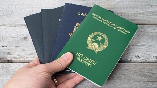 hộ chiếu có gắn chíp điện tử
