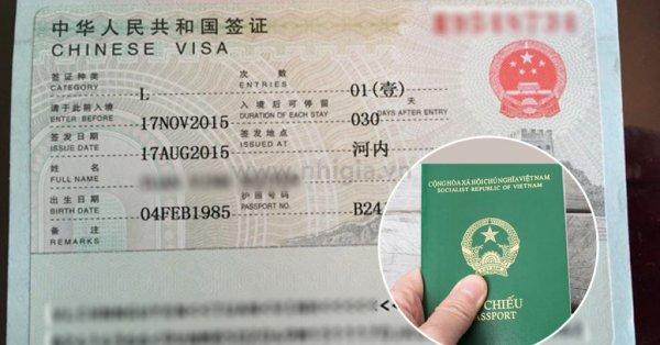 chuyển đổi mục đích thị thực