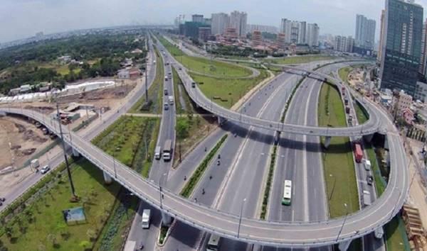 dự án trọng điểm ngành giao thông vận tải