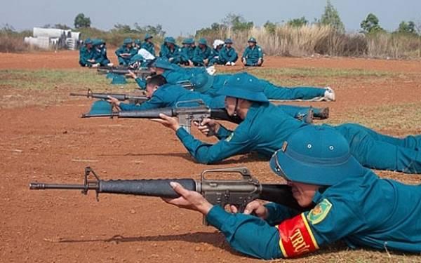 Nghị định hướng dẫn Luật Dân quân tự vệ
