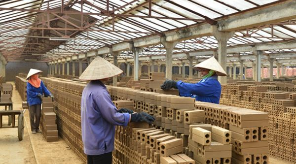 dự án đầu tư sản xuất vật liệu xây dựng