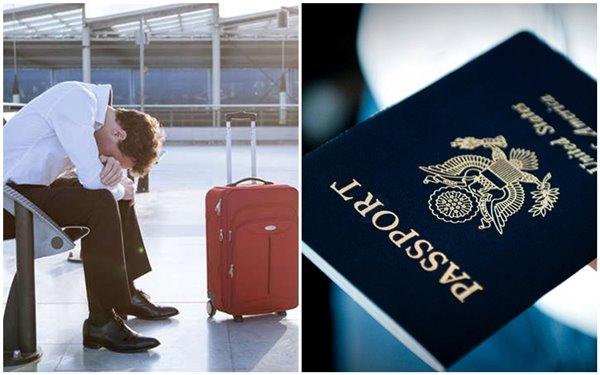 mất hộ chiếu khi đang ở nước ngoài