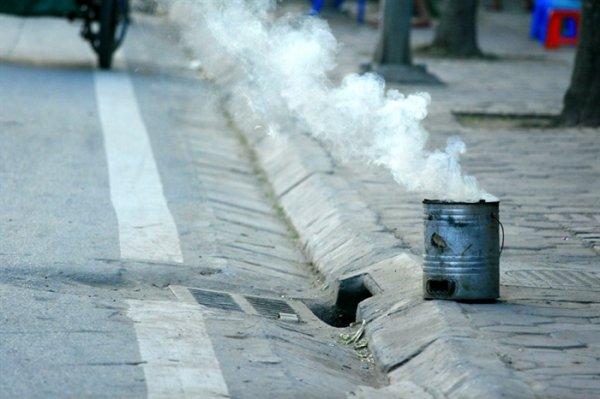 Chỉ thị cải thiện chất lượng không khí Hà Nội