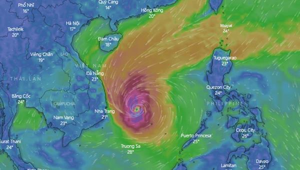 tần suất phát tin áp suất nhiệt đới gần Biển Đông
