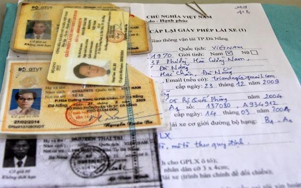 Hướng dẫn viết mẫu Đơn xin cấp đổi giấy phép lái xe