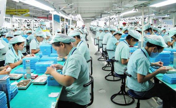 Lương công nhân 2020