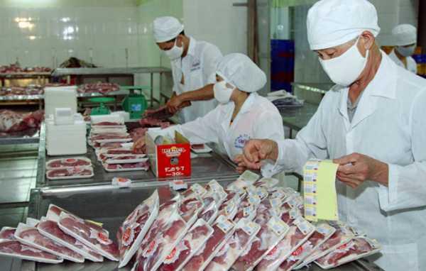 Sửa điều kiện kinh doanh lĩnh vực thực phẩm