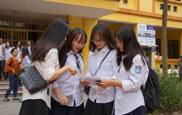 Chính thức có hướng dẫn thi vào lớp 10 Hà Nội 2020