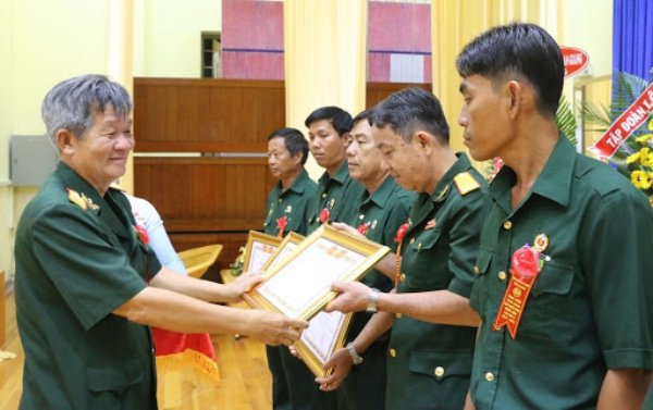trợ cấp cho người thôi công tác Hội Cựu chiến binh