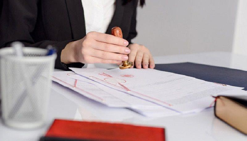 Chứng thực hợp đồng tại bộ phận một cửa, 2 bên phải ký trực tiếp