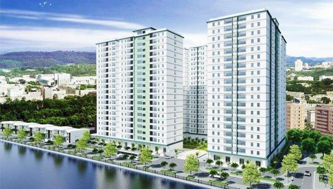 Diện tích tối thiểu của căn hộ chung cư là 25m2