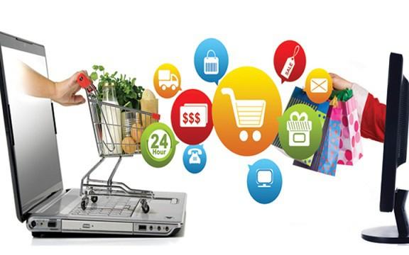 Đẩy mạnh mua bán online giữa dịch Covid-19