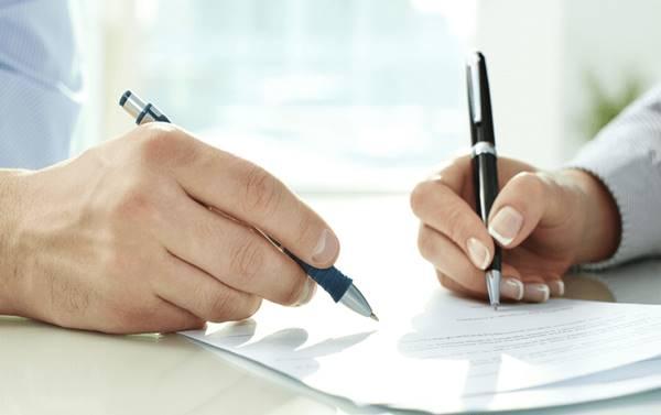 giấy tờ để thuận tình ly hôn