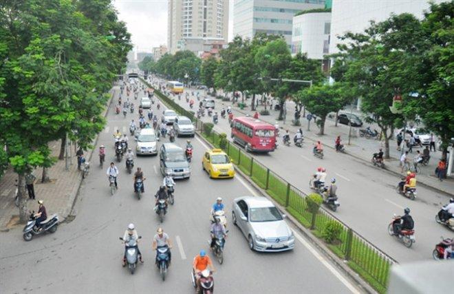 Sắp có Luật Giao thông đường bộ sửa đổi