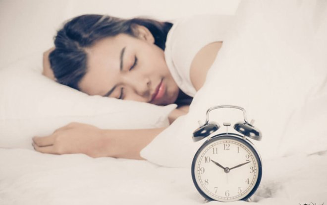 Nên đi ngủ trước 10h để tăng sức đề kháng