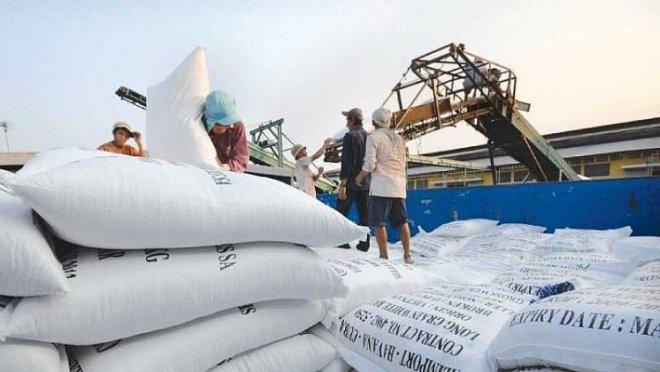 tạm dừng xuất khẩu gạo