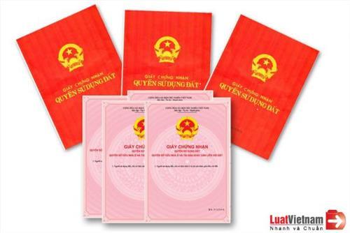 4 trường hợp mua bán đất đai không công chứng được cấp Sổ đỏ