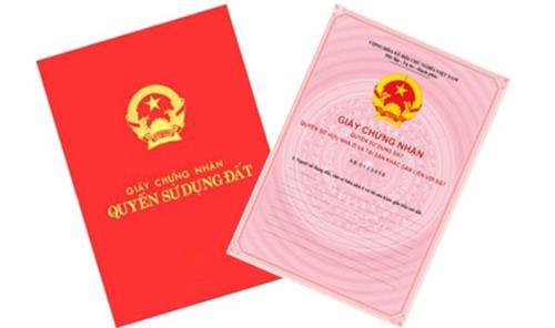 Sự khác nhau giữa cấp Sổ đỏ và sang tên Sổ đỏ