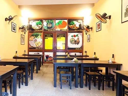 TP. Hồ Chí Minh đóng cửa nhiều quán ăn, nhà hàng