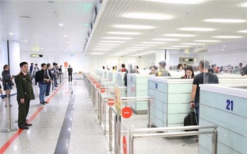 Chỉ đăng ký xuất nhập cảnh qua cổng kiểm soát tự động 1 lần