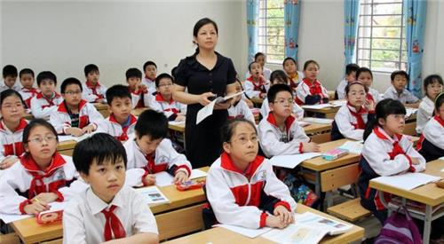 Từ 20/10, giáo viên tiểu học được tự chủ chuyên môn