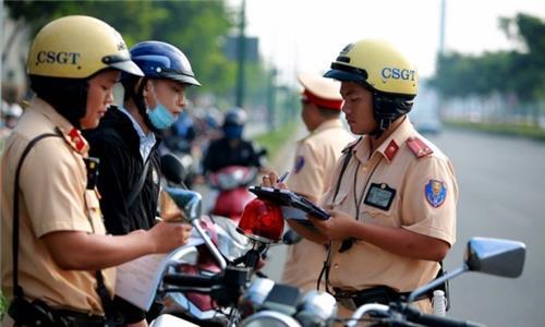Vi phạm giao thông, Đảng viên bị phạt thế nào?