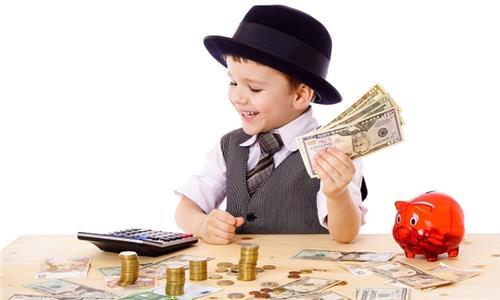 Cha mẹ có được giữ tiền riêng của con không?